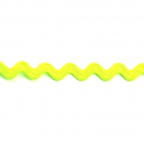 Bracelet jaune fluo - Vague d'Amour