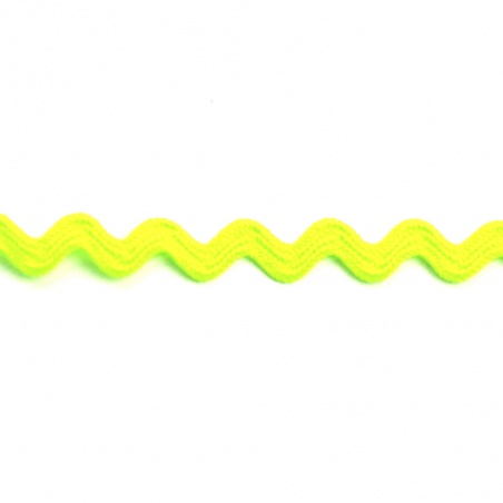 Bracelet jaune fluo - Vague d'Amour • La Vague d'Amour