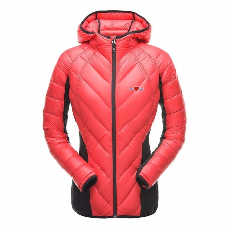 Veste de Ski Femme Spyder Rouge • Vague d'Amour • La Vague d'Amour