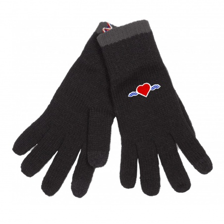 Gants compatibles écrans tactiles • Vague d'Amour • La Vague d'Amour